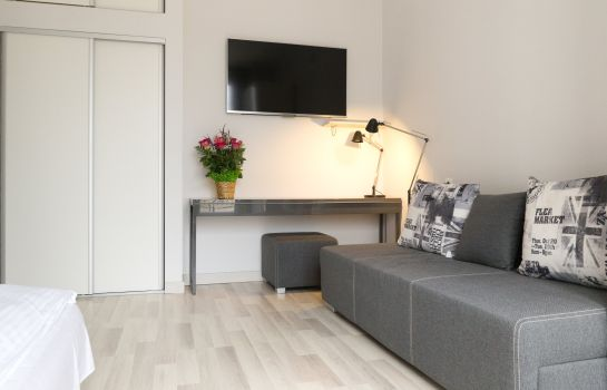 Chambre double (standard) Apartamenty Wawa Centrum by Your Freedom