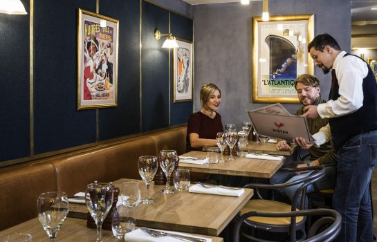 Restaurante Victory House - London Leicester Square - MGallery by Sofitel