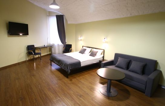 Chambre double (confort) Troyka Hotel Moscow