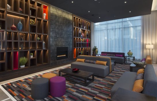Hotelhalle Holiday Inn & Suites MONTREAL CENTRE-VILLE OUEST