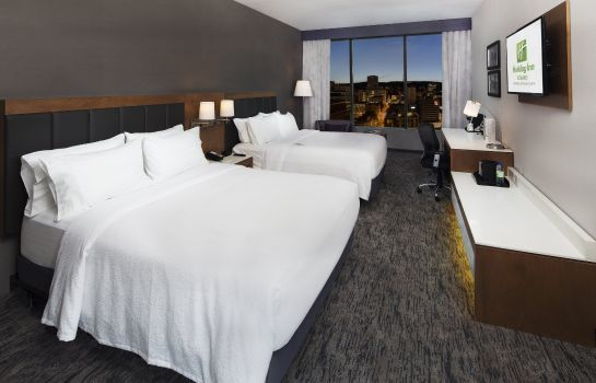 Kamers Holiday Inn & Suites MONTREAL CENTRE-VILLE OUEST