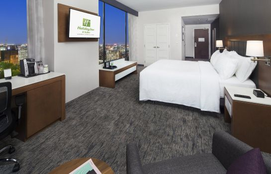 Camera Holiday Inn & Suites MONTREAL CENTRE-VILLE OUEST
