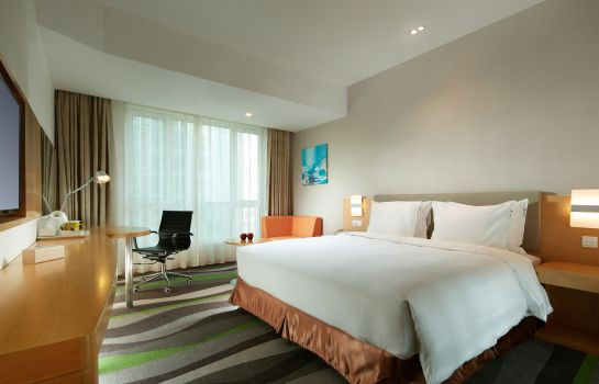 Zimmer Holiday Inn Express TANGSHAN DOWNTOWN