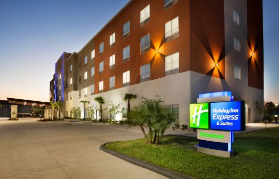 Vista exterior Holiday Inn Express & Suites MCALLEN - MEDICAL CENTER AREA