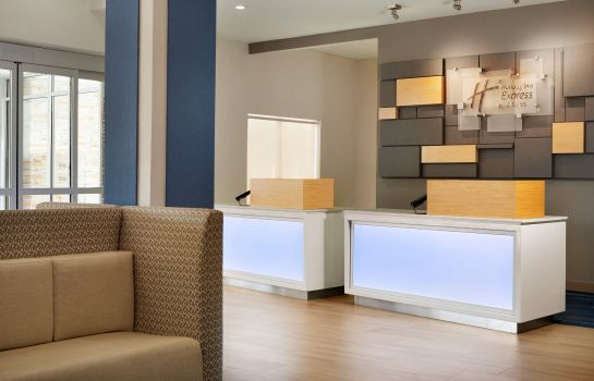 Hotelhalle Holiday Inn Express & Suites MCALLEN - MEDICAL CENTER AREA