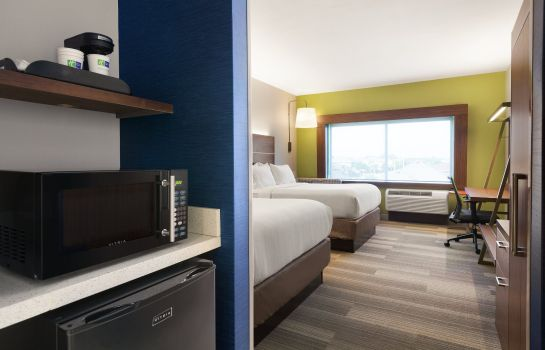 Zimmer Holiday Inn Express & Suites MCALLEN - MEDICAL CENTER AREA