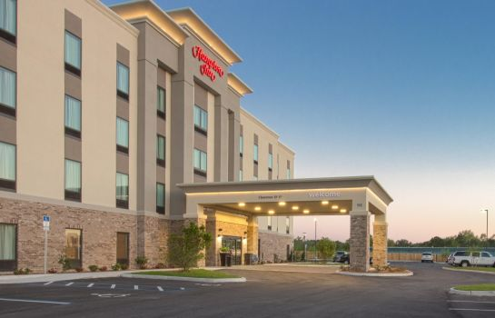 Exterior view Hampton Inn Crestview South  I-10 FL