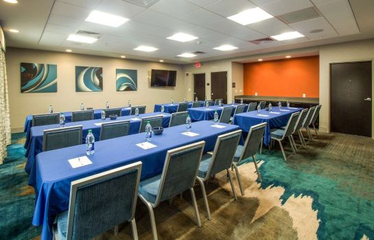 Conference room Hampton Inn Crestview South  I-10 FL