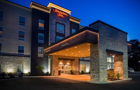 Außenansicht Hampton Inn Atlantic City-Absecon NJ