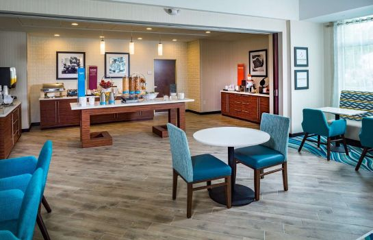 Hotelhalle Hampton Inn Atlantic City-Absecon NJ