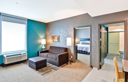 Chambre Home2 Suites by Hilton Meridian
