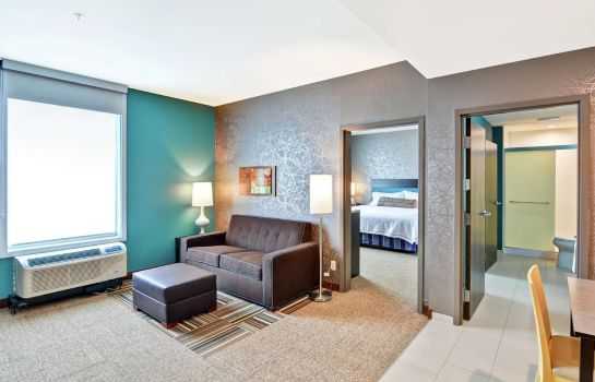 Chambre Home2 Suites by Hilton Meridian MS
