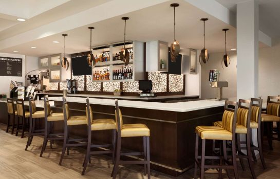 Bar hotelowy Embassy Suites San Antonio Brooks Hotel - Spa