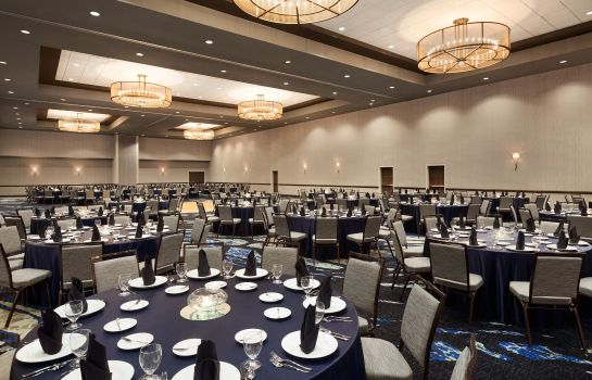 Sala konferencyjna Embassy Suites San Antonio Brooks Hotel - Spa