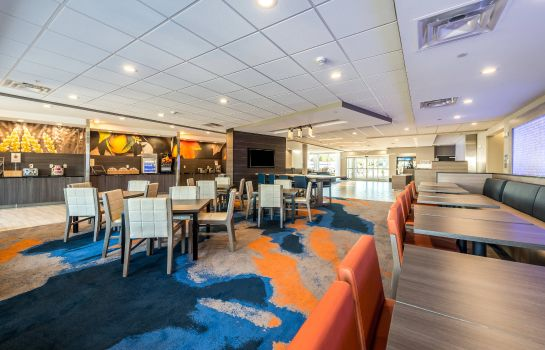 Restauracja Fairfield Inn & Suites St. Joseph Stevensville