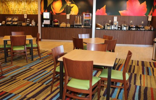 Ristorante Fairfield Inn & Suites Bowling Green