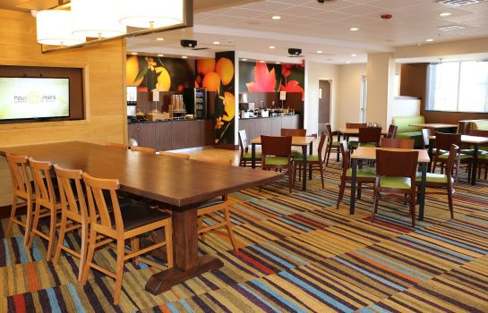 Restaurant Fairfield Inn & Suites Bowling Green