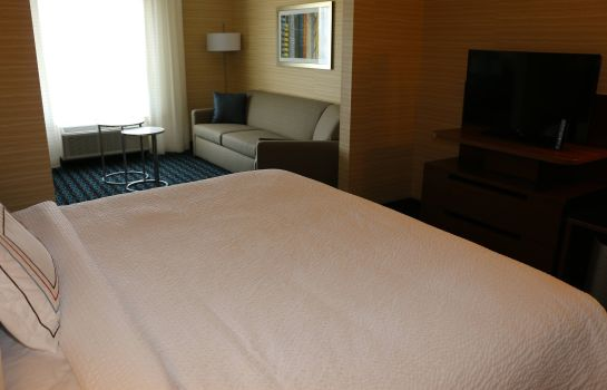 Suite Fairfield Inn & Suites Bowling Green