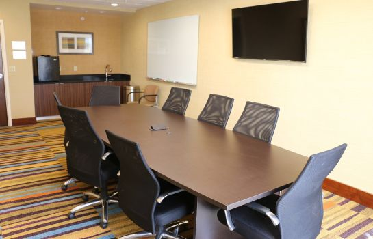 Conference room Fairfield Inn & Suites Bowling Green