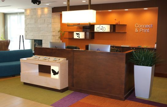 Information Fairfield Inn & Suites Bowling Green