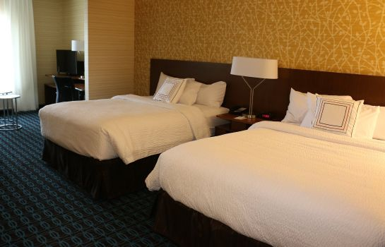 Chambre Fairfield Inn & Suites Bowling Green
