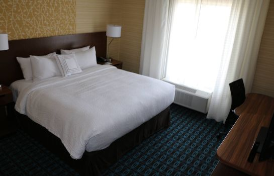Zimmer Fairfield Inn & Suites Bowling Green