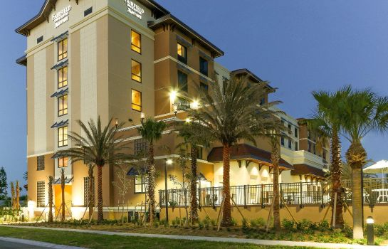 Buitenaanzicht Fairfield Inn & Suites Clearwater Beach