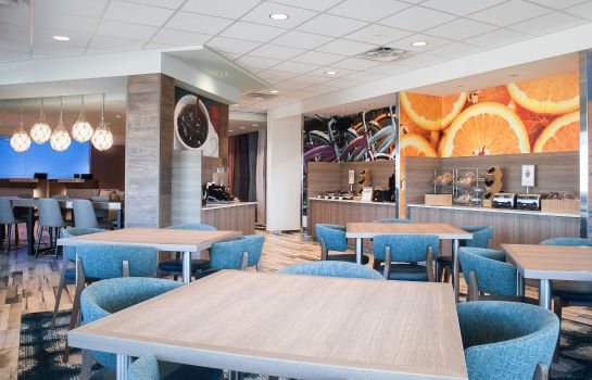 Restaurante Fairfield Inn & Suites Clearwater Beach