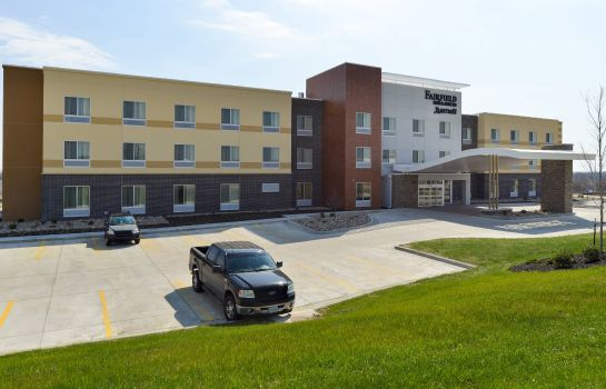Vista exterior Fairfield Inn & Suites Chillicothe