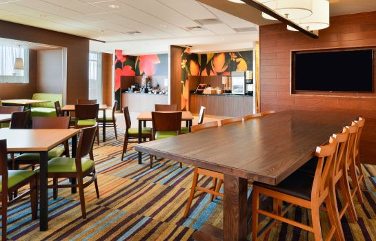 Restaurant Fairfield Inn & Suites Chillicothe