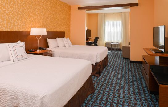 Suite Fairfield Inn & Suites Chillicothe