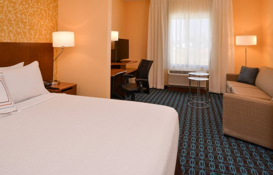 Kamers Fairfield Inn & Suites Chillicothe