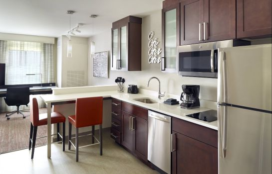Suite Residence Inn Columbus University Area