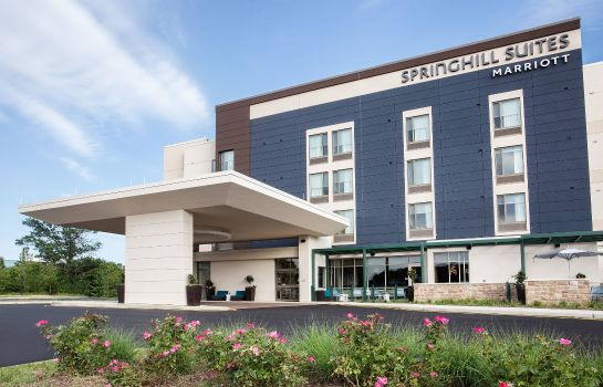 Exterior view SpringHill Suites Mt. Laurel Cherry Hill