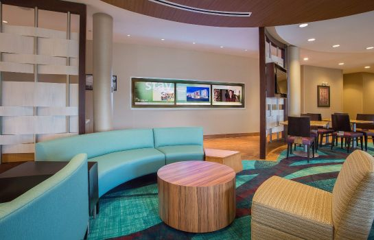 Hol hotelowy SpringHill Suites Mt. Laurel Cherry Hill