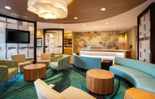 Hall SpringHill Suites Mt. Laurel Cherry Hill