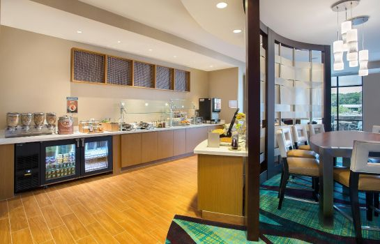 Restauracja SpringHill Suites Mt. Laurel Cherry Hill