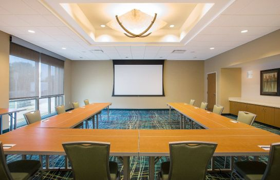 Sala konferencyjna SpringHill Suites Mt. Laurel Cherry Hill