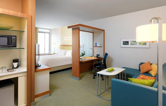 Chambre SpringHill Suites Mt. Laurel Cherry Hill