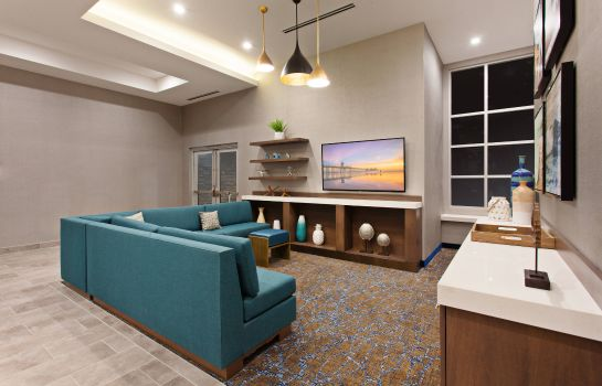 Hotelhalle SpringHill Suites Huntington Beach Orange County