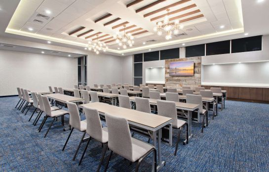 Sala de reuniones SpringHill Suites Huntington Beach Orange County