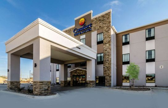 Vista esterna Comfort Inn and Suites Augusta