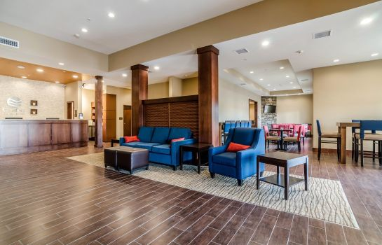 Hall Comfort Inn and Suites Augusta