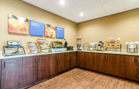 Ristorante Comfort Inn and Suites Augusta