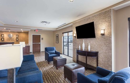 Hol hotelowy Comfort Inn & Suites Zachary