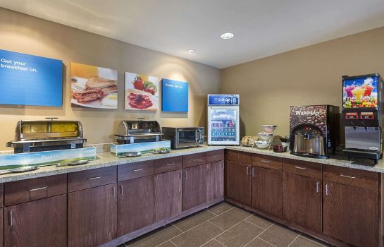 Restaurant Comfort Inn & Suites Zachary