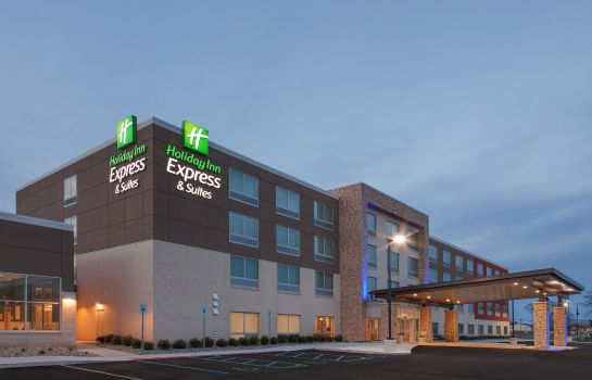 Vista exterior Holiday Inn Express & Suites STERLING HEIGHTS-DETROIT AREA