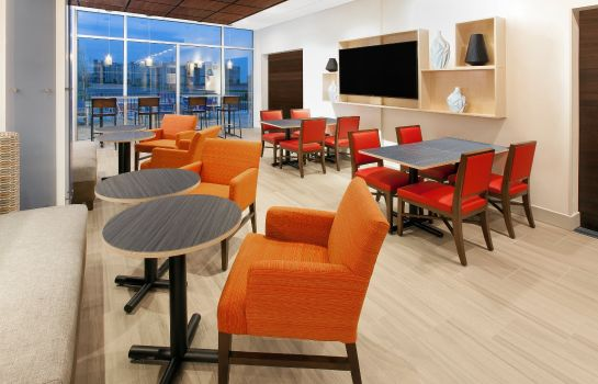 Restaurante Holiday Inn Express & Suites STERLING HEIGHTS-DETROIT AREA