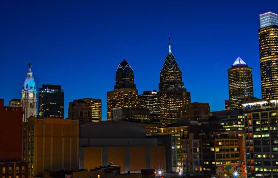 Vista esterna BEST WESTERN PLUS PHILADELPHIA