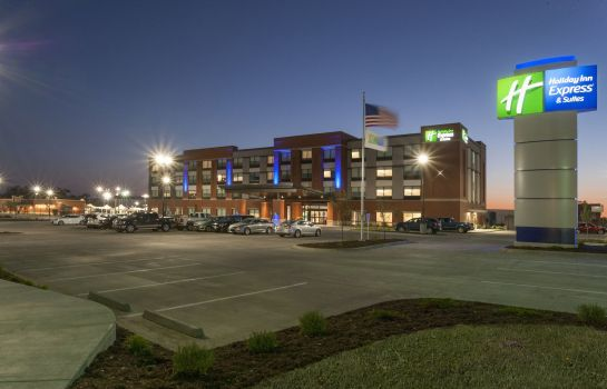 Vue extérieure Holiday Inn Express & Suites DODGE CITY